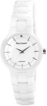 Наручные женские часы Pierre Lannier 009j900 (Коллекция Pierre Lannier Elegance Ceramic)