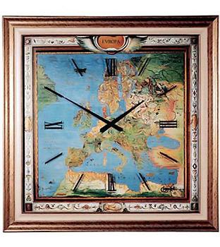 Настенные Часы Lowell 05657