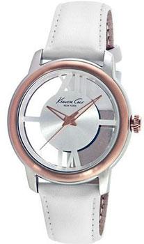 Наручные женские часы Kenneth Cole 10024374 (Коллекция Kenneth Cole Transparent)