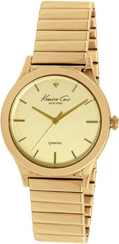 Наручные женские часы Kenneth Cole 10025948 (Коллекция Kenneth Cole Rock Out-Diamond)