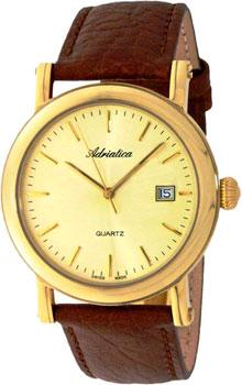 Наручные мужские часы Adriatica 1007.1211q (Коллекция Adriatica Gents)