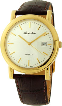 Наручные мужские часы Adriatica 1007.1213q (Коллекция Adriatica Gents)