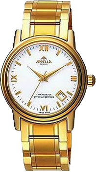 Наручные мужские часы Appella 1011a-1001