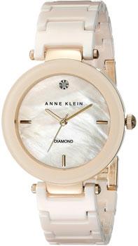 Наручные женские часы Anne Klein 1018ivgb (Коллекция Anne Klein Diamond)