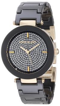 Наручные женские часы Anne Klein 1018pvbk (Коллекция Anne Klein Ceramics)
