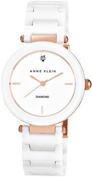 Наручные женские часы Anne Klein 1018rgwt (Коллекция Anne Klein Diamond)