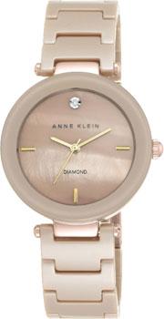 Наручные женские часы Anne Klein 1018tngb (Коллекция Anne Klein Diamond)
