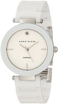 Наручные женские часы Anne Klein 1019wtwt (Коллекция Anne Klein Diamond)