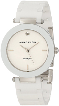 Наручные женские часы Anne Klein 1019wtwt