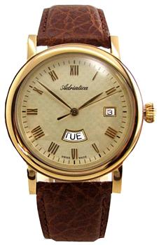 Наручные мужские часы Adriatica 1023.1231q (Коллекция Adriatica Gents)
