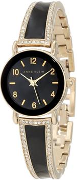 Наручные женские часы Anne Klein 1028bkgb