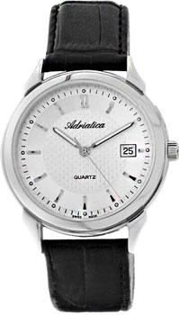 Наручные мужские часы Adriatica 1064.5213q (Коллекция Adriatica Gents)