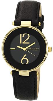 Наручные женские часы Anne Klein 1064bkbk (Коллекция Anne Klein Ring)
