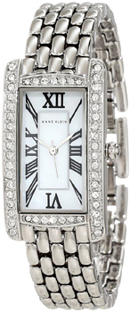 Наручные женские часы Anne Klein 1077mpsv (Коллекция Anne Klein Crystal)