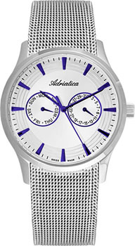 Наручные мужские часы Adriatica 1100.51b3qf
