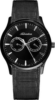 Наручные мужские часы Adriatica 1100.B114qf (Коллекция Adriatica Multifunction)