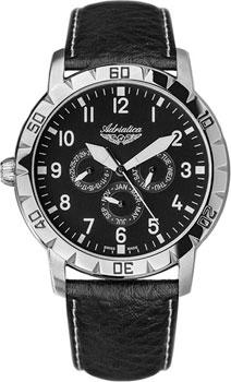 Наручные мужские часы Adriatica 1108.5224qf (Коллекция Adriatica Multifunction)
