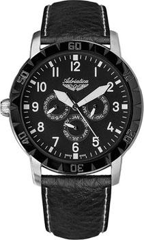 Наручные мужские часы Adriatica 1108.Y224qf (Коллекция Adriatica Multifunction)