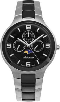 Наручные мужские часы Adriatica 1109.Y154qf (Коллекция Adriatica Multifunction)