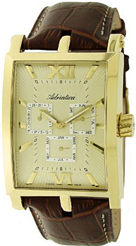 Наручные мужские часы Adriatica 1112.1261qf