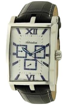 Наручные мужские часы Adriatica 1112.52b3qf (Коллекция Adriatica Multifunction)