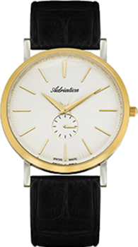 Наручные мужские часы Adriatica 1113.2213q (Коллекция Adriatica Gents)