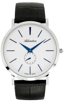 Наручные мужские часы Adriatica 1113.52b3q (Коллекция Adriatica Gents)