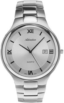 Наручные мужские часы Adriatica 1114.5163q (Коллекция Adriatica Gents)