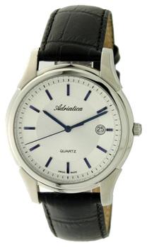 Наручные мужские часы Adriatica 1116.52b3q (Коллекция Adriatica Gents)
