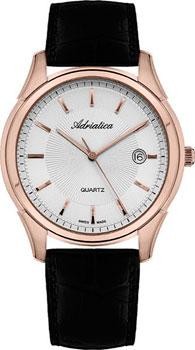 Наручные мужские часы Adriatica 1116.9213q (Коллекция Adriatica Twin)