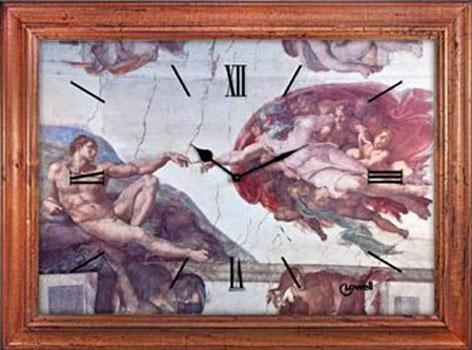 Настенные Часы Lowell 11222