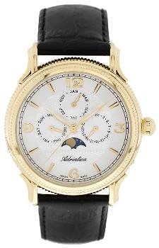Наручные мужские часы Adriatica 1126.1253qf (Коллекция Adriatica Multifunction)