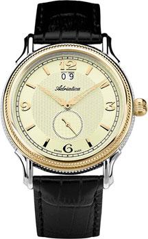 Наручные мужские часы Adriatica 1126.2251q (Коллекция Adriatica Gents)