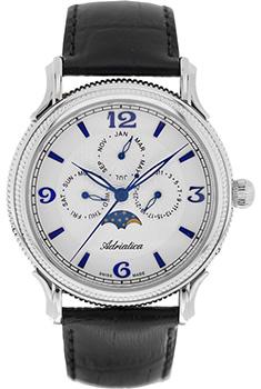 Наручные мужские часы Adriatica 1126.52b3qf (Коллекция Adriatica Multifunction)