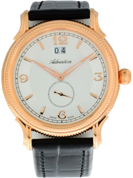 Наручные мужские часы Adriatica 1126.R253q (Коллекция Adriatica Gents)
