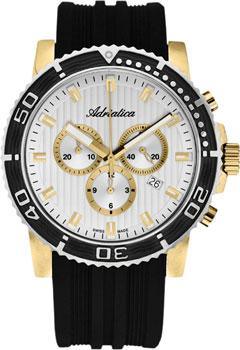 Наручные мужские часы Adriatica 1127.1213ch (Коллекция Adriatica Chronograph)
