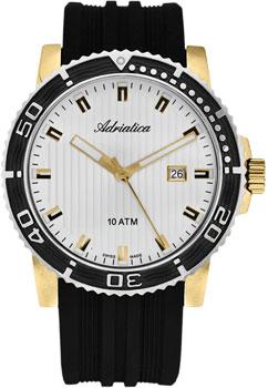 Наручные мужские часы Adriatica 1127.1213q (Коллекция Adriatica Gents)