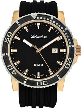 Наручные мужские часы Adriatica 1127.R214q