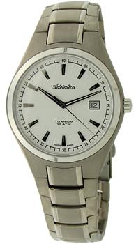 Наручные мужские часы Adriatica 1137.4113q (Коллекция Adriatica Titanium)