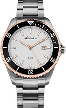 Наручные мужские часы Adriatica 1139.R113q (Коллекция Adriatica Gents)