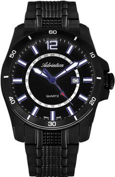 Наручные мужские часы Adriatica 1143.B1b4q (Коллекция Adriatica Gents)