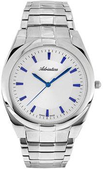 Наручные мужские часы Adriatica 1173.51b3q (Коллекция Adriatica Gents)