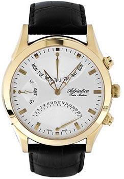 Наручные мужские часы Adriatica 1191.1213ch (Коллекция Adriatica Twin)
