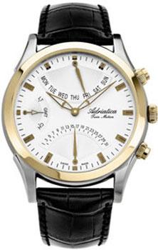Наручные мужские часы Adriatica 1191.2213ch (Коллекция Adriatica Twin)