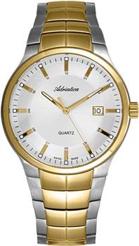 Наручные мужские часы Adriatica 1192.2113q (Коллекция Adriatica Gents)