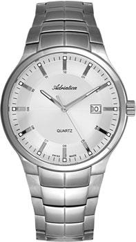 Наручные мужские часы Adriatica 1192.5113q (Коллекция Adriatica Gents)