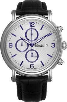 Наручные мужские часы Adriatica 1194.52b3ch (Коллекция Adriatica Chronograph)