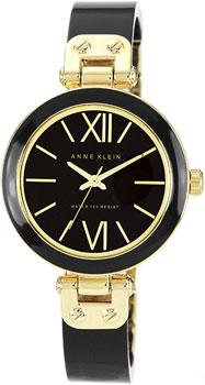 Наручные женские часы Anne Klein 1196gpbk (Коллекция Anne Klein Plastic)
