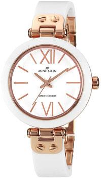 Наручные женские часы Anne Klein 1196rgwt (Коллекция Anne Klein Plastic)
