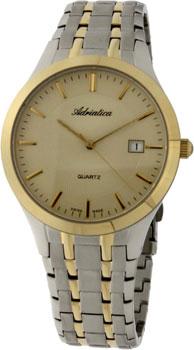 Наручные мужские часы Adriatica 1236.2111q (Коллекция Adriatica Twin)